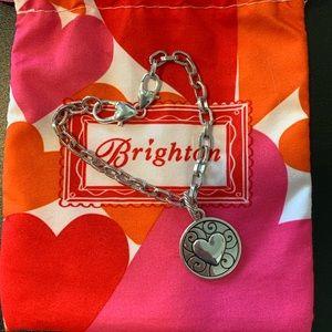 NWOT Brighton bestie/sister bracelet